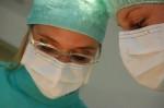 Dr. Anne Gresskowski in Behandlung